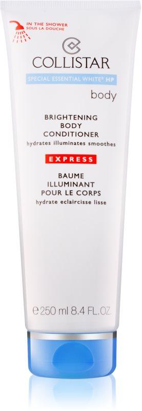 Collistar Special Essential White® HP posvetlitveni balzam za telo