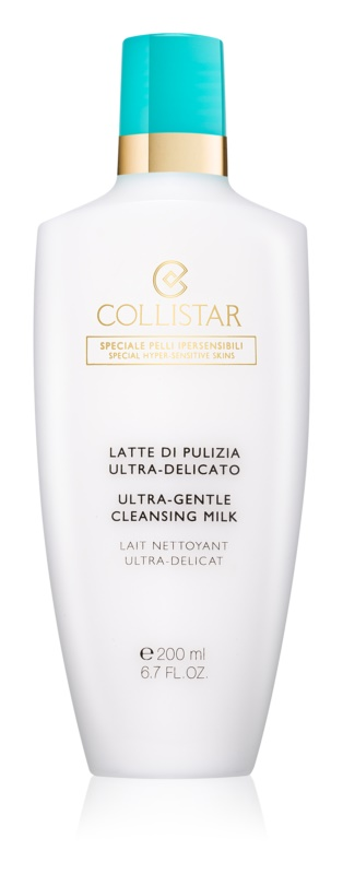 Collistar Special Hyper-Sensitive Skins mleczko oczyszczajace dla cery wrażliwej