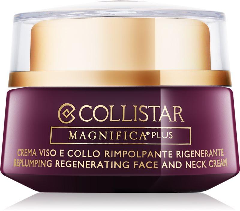 Collistar Magnifica Plus spevňujúci a vyhladzujúci krém na tvár a krk