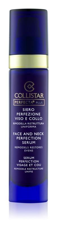 Collistar Perfecta Plus pomlajevalni serum za obraz in vrat