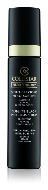 Collistar Nero Sublime® aufhellendes Hautserum