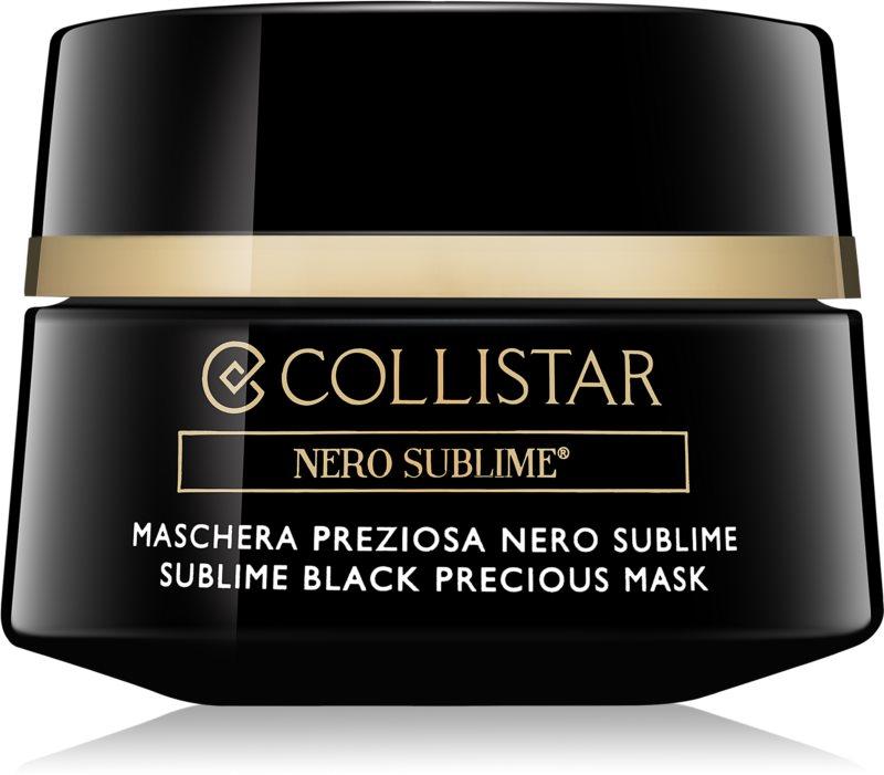 Collistar Nero Sublime® regeneračná a detoxikačná maska