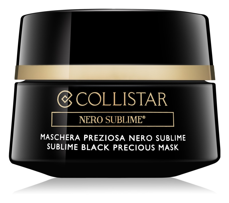 Collistar Nero Sublime® Regenerating and Detoxifying Mask