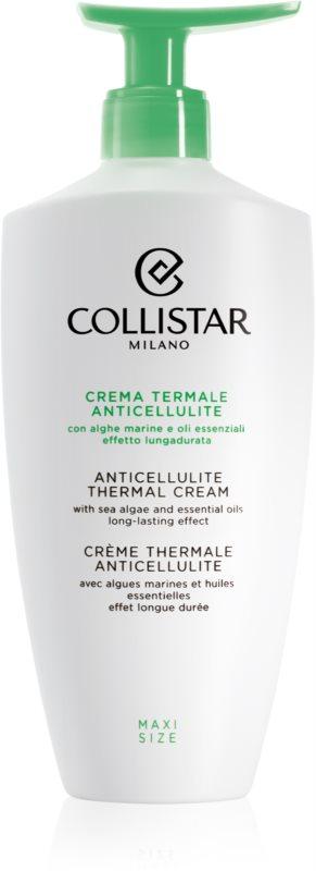 Collistar Special Perfect Body crema  corporal reafirmante contra la celulitis