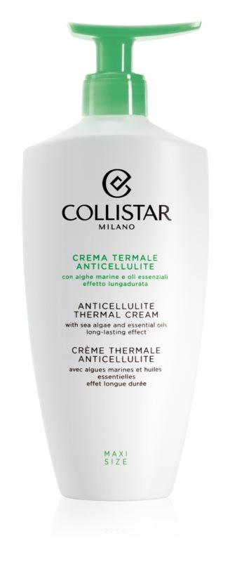 Collistar Special Perfect Body zpevňující tělový krém proti celulitidě