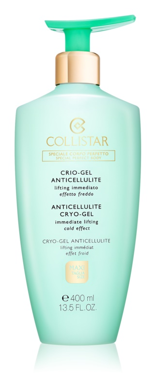 Collistar Special Perfect Body chladivý gel proti celulitidě