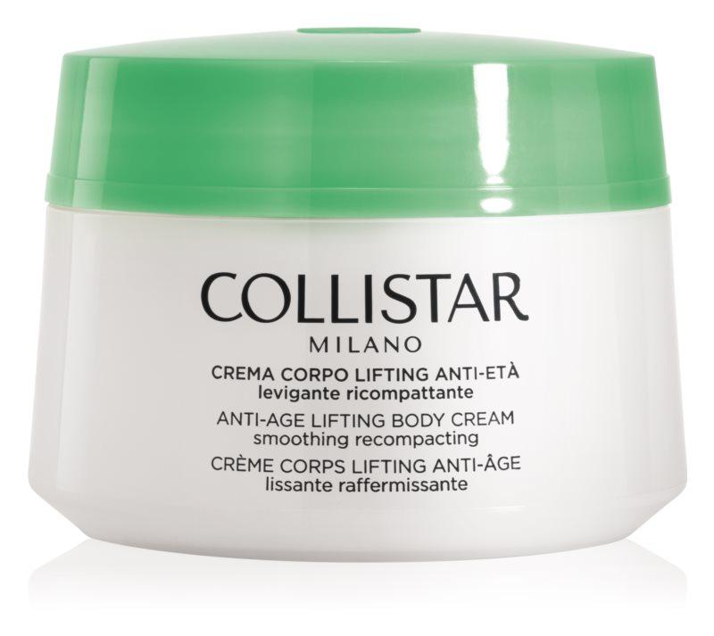 Collistar Special Perfect Body crema reafirmante y alisante anti-edad