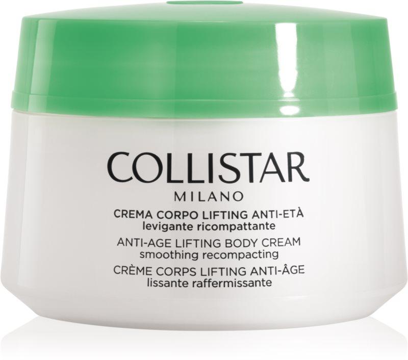Collistar Special Perfect Body зміцнюючий та розгладжуючий крем проти старіння шкіри