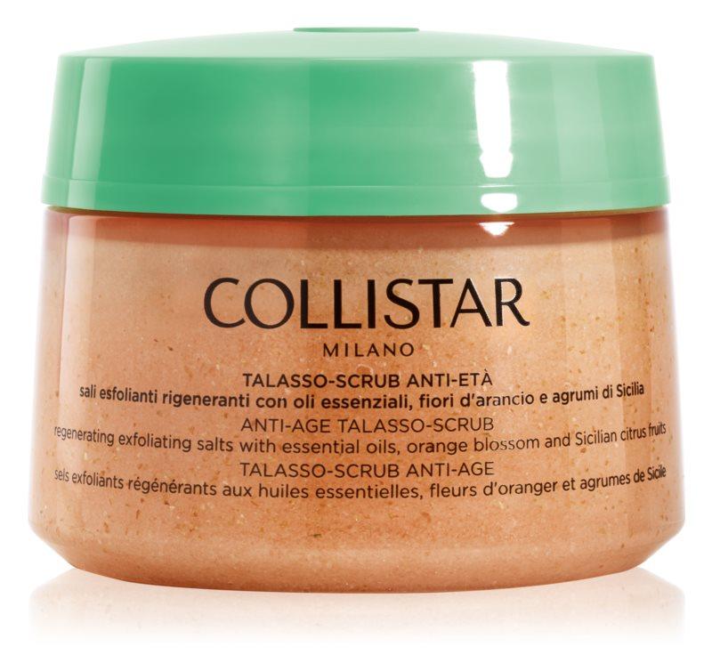 Collistar Special Perfect Body αναγεννητικό αλάτι απολέπισης ενάντια στη γήρανση του δέρματος