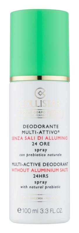 Collistar Special Perfect Body dezodorant v spreji bez obsahu hliníka 24h