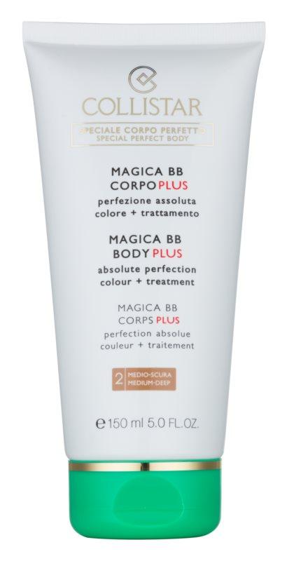 Collistar Special Perfect Body BB cream corpo effetto rassodante