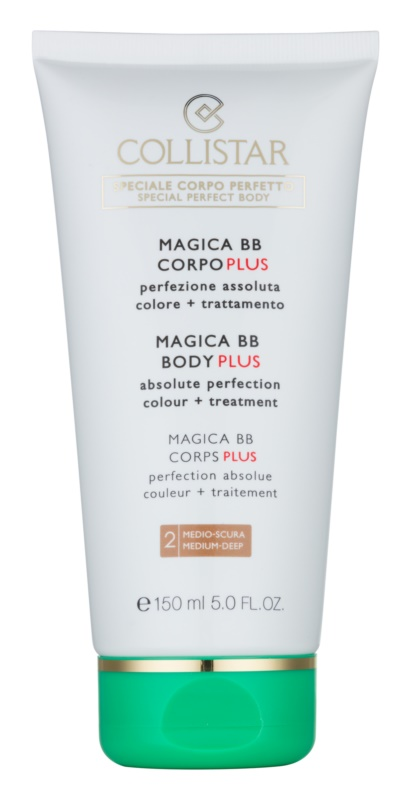 Collistar Special Perfect Body Body BB Cream with Firming Effect