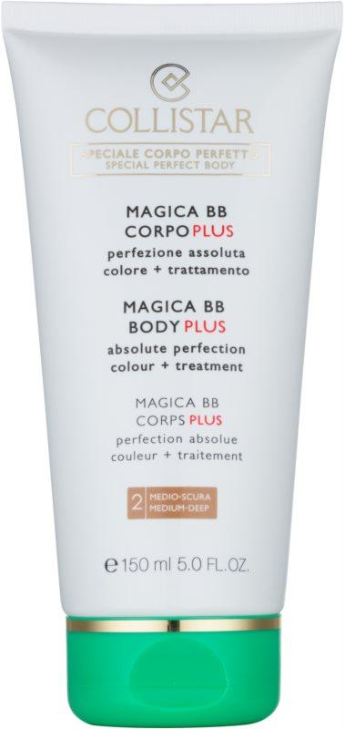 Collistar Special Perfect Body tělový BB krém se zpevňujícím účinkem