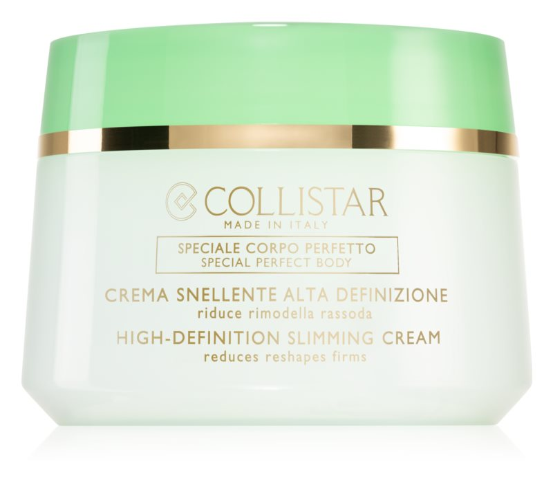 Collistar Special Perfect Body κρέμα αδυνατίσματος για το σώμα με θαλασσανινό αλάτι
