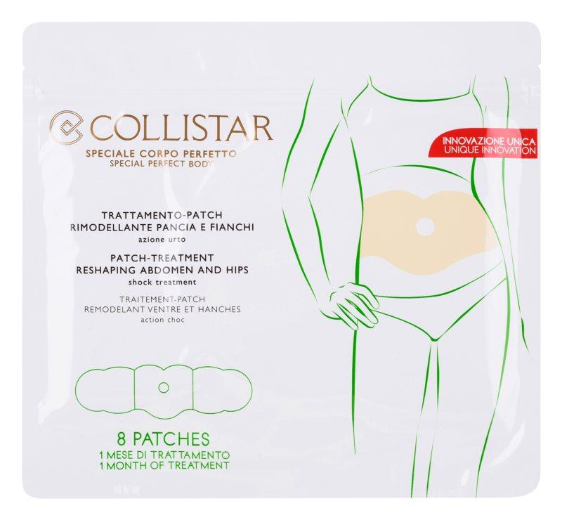 Collistar Special Perfect Body átformázó tapasz hasra és csípőre