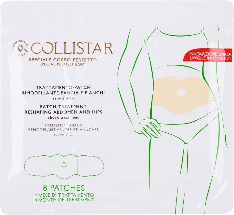 Collistar Special Perfect Body remodelačné náplaste na brucho a boky
