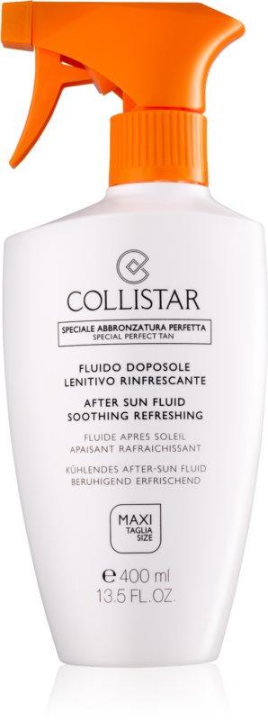 Collistar After Sun fluid pentru corp calmant dupa expunerea la soare