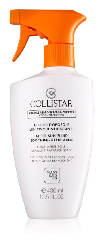Collistar After Sun nyugtató fluid testre napozás után