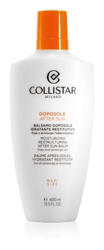Collistar Sun Protection bálsamo corporal after sun