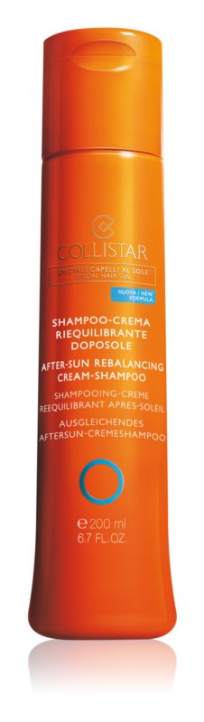 Collistar Hair In The Sun krémový šampón po opaľovaní