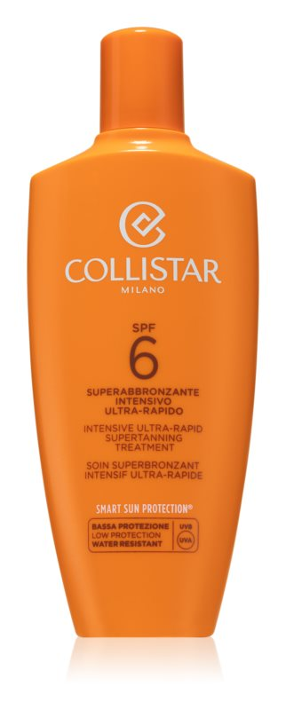 Collistar Sun Protection krém na opaľovanie SPF 6