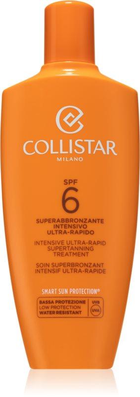 Collistar Sun Protection αντηλιακή κρέμα  SPF 6