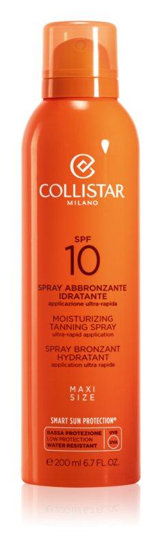Collistar Sun Protection αντηλιακό σπρέι SPF 10