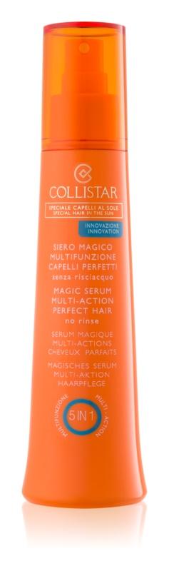 Collistar Hair In The Sun мультиактивна сироватка для волосся