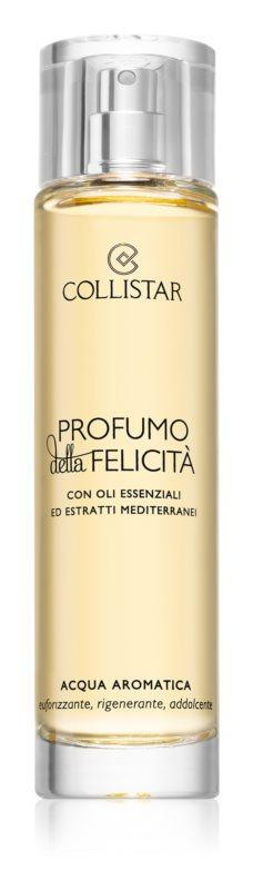 Collistar Benessere Della Felicitá eau aromatique corps aux huiles essentielles et extraits de plantes méditéranéennes