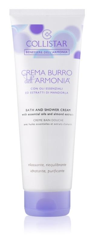 Collistar Benessere Dell´Armonia crème de douche pour femme 250 ml
