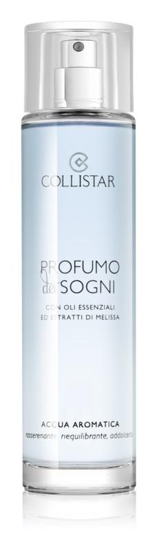 Collistar Benessere Dei Sogni osviežujúca voda pre ženy 100 ml