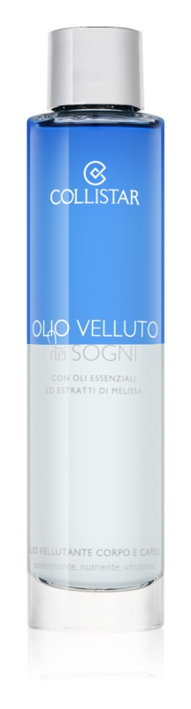 Collistar Benessere Dei Sogni tělový olej pro ženy 100 ml