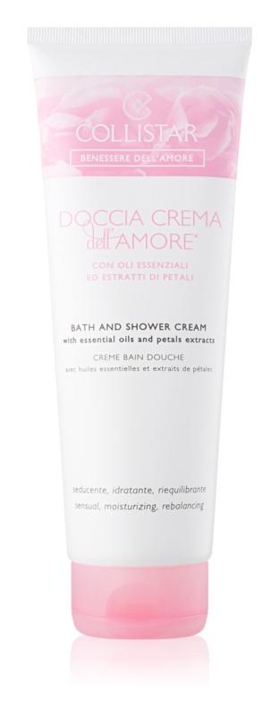Collistar Benessere Dell'Amore crème de douche pour femme 250 ml
