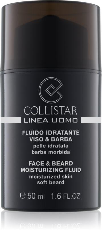 Collistar Man hydratisierendes Fluid für Gesicht und Bart