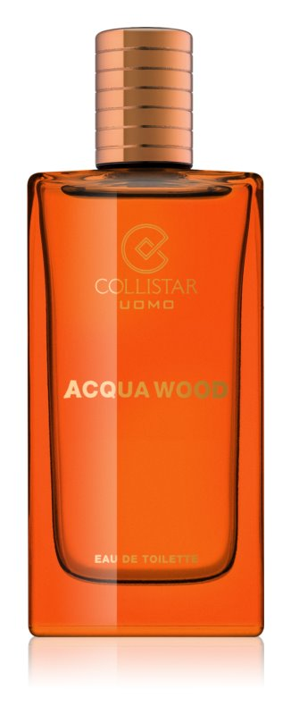 Collistar Acqua Wood eau de toilette pentru barbati 100 ml