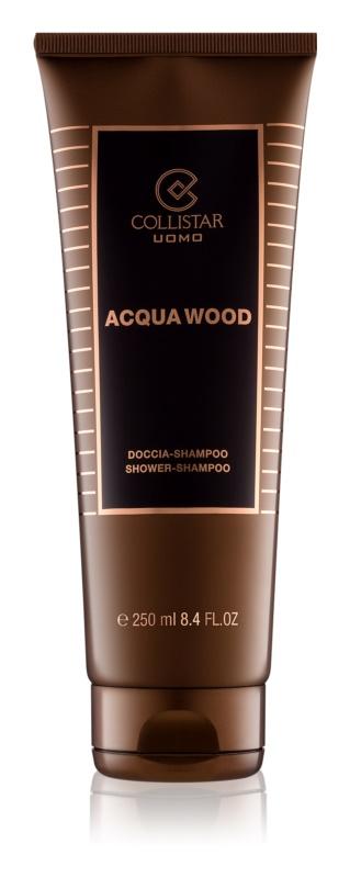 Collistar Acqua Wood Douchegel voor Mannen 250 ml