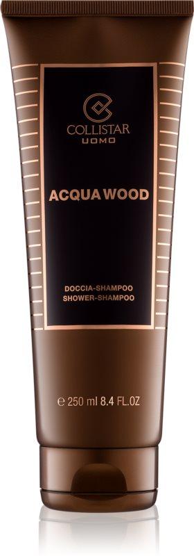 Collistar Acqua Wood sprchový gel pro muže 250 ml