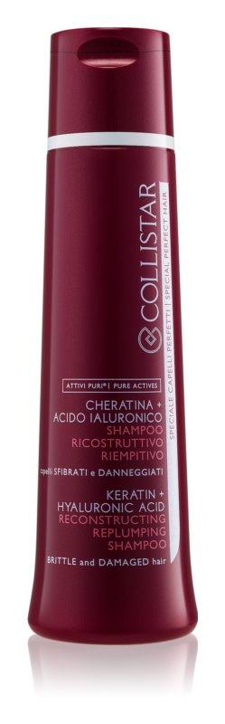 Collistar Special Perfect Hair regenerační šampon pro slabé a poškozené vlasy