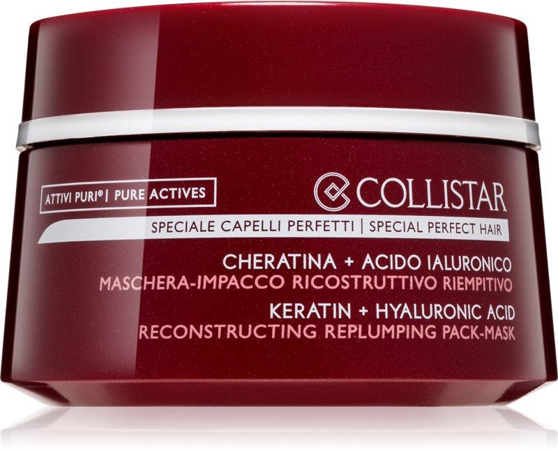 Collistar Special Perfect Hair intenzivna regeneracijska maska  za poškodovane in krhke lase