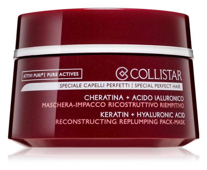 Collistar Special Perfect Hair intenzívna regeneračná maska pre poškodené a krehké vlasy