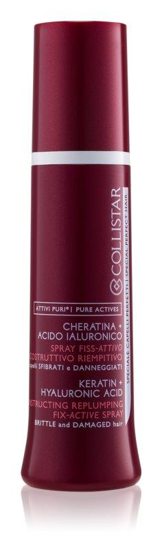 Collistar Special Perfect Hair ochranný sprej pro uhlazení a obnovu poškozených vlasů