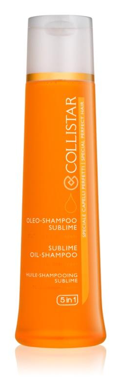 Collistar Speciale Capelli Perfetti Olie Shampoo  voor Glanzend en Zacht Haar