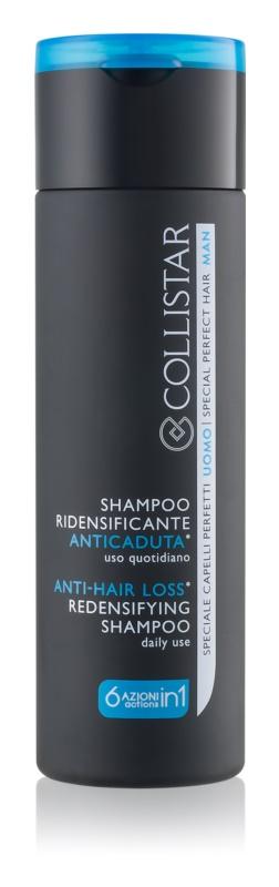 Collistar Man posilňujúci šampón proti padaniu vlasov pre mužov