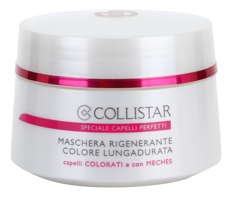 Collistar Special Perfect Hair maszk festett hajra