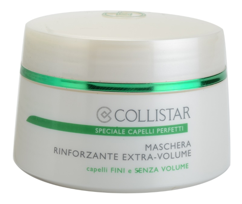 Collistar Special Perfect Hair máscara fortificante para dar volume