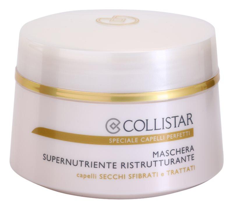 Collistar Special Perfect Hair hranilna regeneracijska maska za suhe in krhke lase