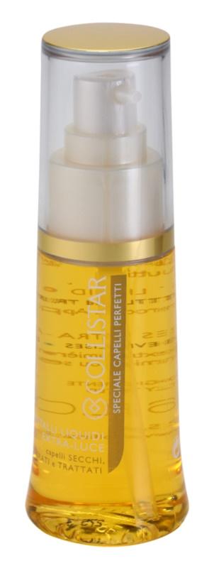 Collistar Special Perfect Hair Extra Verhelderende Vloeibare Kristalen  voor Glas bij Droog en Broos Haar