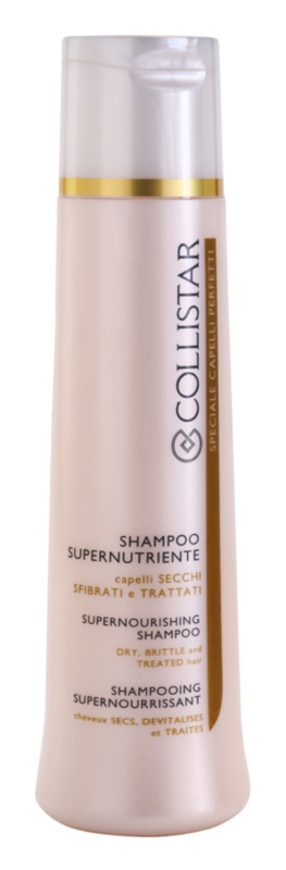 Collistar Special Perfect Hair Nourishing Shampoo For Dry And Brittle Hair