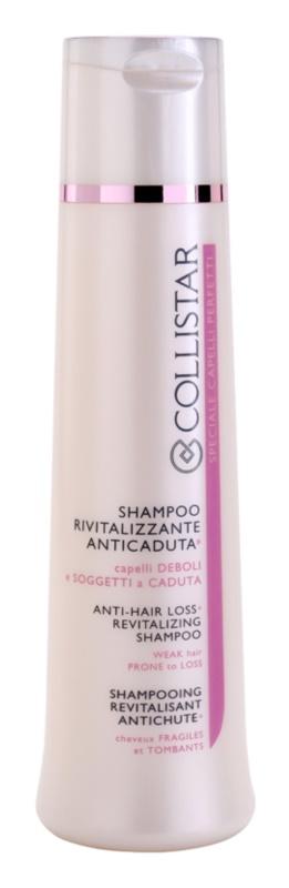 Collistar Speciale Capelli Perfetti revitalizáló sampon hajhullás ellen