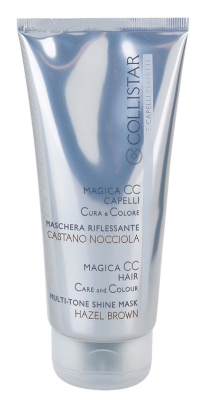 Collistar Magica CC Voedende Toning Masker  voor Licht Bruin en Donker Blond Haar